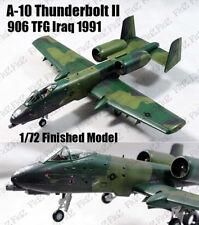 A-10 A Thunderbolt II 906th TFG Iraq 1991 1/72 finished plane Easy model