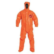 Dupont Orange 34mil Tychem Thermopro Chemical Protection Suit Coveralls Size 3xl