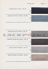 1L Ready To Use Basic Paint Vintage car Jaguar Grandpa Read Cents Gunmetal