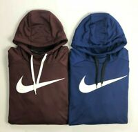 Men's Big & Tall Nike Dri-Fit Dry Lightweight Swoosh Pullover Hoodie