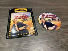 CON LA MUERTE EN LO TALONES DVD CARY GRANT EVA MARIE SAINT JAMES MASON