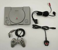 Sony PlayStation PS1 Video Game Console REGION FREE TESTED COMPLETE