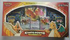 Pokemon TCG: Kanto Power Collection Box Dragonite EX XY Evolutions Sealed! 🔥