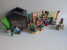 PLAYMOBIL PLANTS FLOWERS GREEN HOUSE NURSERY ROOM FIGURES AND MORE