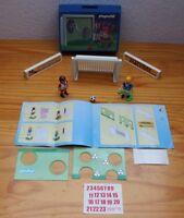 Playmobil Torwandschießen 4701 OVP Fußball Spieler Tor