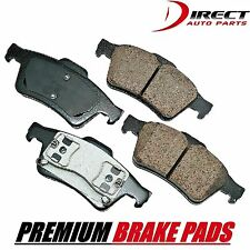 Rear Premium Brake Pads Set For Mazda 3 04-05 Saab 9-3 03-05 Volvo S40 V50 2005