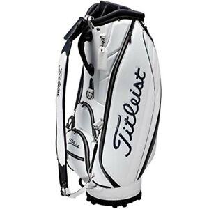 Titleist Golf CB042 Caddy Bag 2019 White