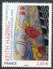 STAMP / TIMBRE FRANCE  N° 4901 ** ART TABLEAU / KEITH HARING