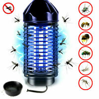 Electric Insect Flying Pest Mosquito Bug Killer Zapper Indoor Outdoor LED LAMPS