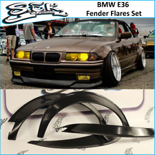 BMW E36 Coupe Fender Flares Set ,BMW 3 Series Wide Body Overfenders 2 - Doors