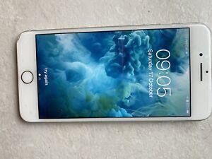 Apple iPhone 8 Plus - 256GB - Silver (O2) A1897 (GSM)