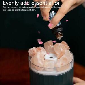 Crystal Salt Stone Humidifier USB Home Aromatherapy Humidifier Gift