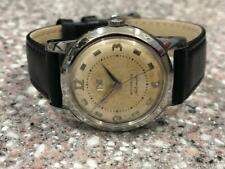 VINTAGE SS 1960s WITTNAUER AUTOMATIC POWER RESERVE INDICATOR  WATCH