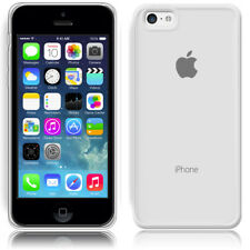 SDTEK Gel Case for iPhone 5c Soft Silicone Transparent Clear