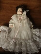 Sugar Boots Tyner 1986 Kay P Repro Porcelain Doll Baby Girl Rare Doll Figurine