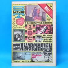 Sport und Technik 3/1978 DDR GST NVA S & T Anarchismus Terrorismus Brieftauben