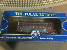 Lionel 6-81450 Polar Express Bumper Trolley
