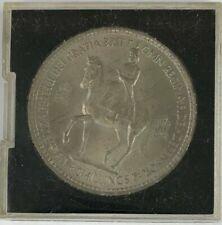 1953 Queen Elizabeth 2nd Five Shillings Coronation commemorative coin