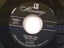 """RAY GALLET """"FIVE FOOT TWO EYES OF BLUE / CHINA BOY"""" 45"""