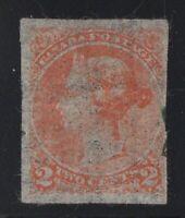 MOTON114    Queen Victoria essays 1891 (india paper)  Canada NGAI   RARE cv $500