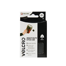 VELCRO HEAVY DUTY STICK ON COINS UPTO 2KG PER 45mm