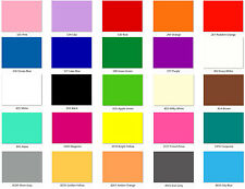 4pcs Acrylic Plexiglass Opaque Sheets in 900*600*3.0mm, Optional in 25 Colors!