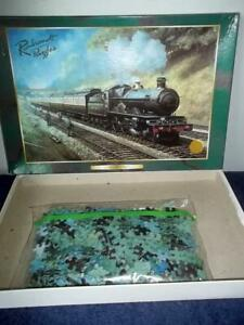 GREAT WESTERN RAILWAYS - REMBRANDT PUZZLES - 500 PIECE JIGSAW - CONTENTS SEALED