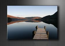 Bild - Marken Bilder Leinwand auf Rahmen Natur 120x80cm XXL 5063>
