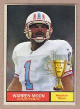 Warren Moon '84 Houston Oilers Monarch Corona Rookie All Star #11