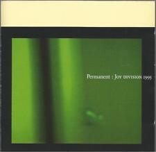 Joy Division 1995 - Permanent CD album