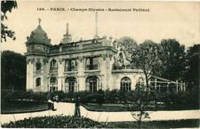 CPA PARIS (8e) Champs-Elysees. Restaurant Paillard (534752)