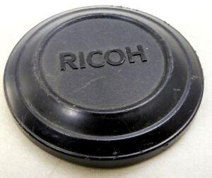 RICOH Rikenon 58mm slip on Front Lens Cap type