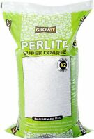 Hydrofarm Grow!T #2 Perlite, Soil-less Super Garden Course, 4 Cu Ft | JSPERL24
