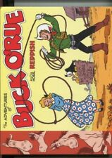 THE ADVENTURES OF BUCK O'RUE AND HIS HOSS REDDISH BY DICK HUEMER & PAUL MURRY