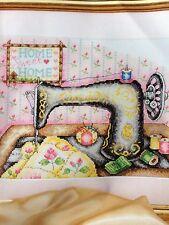 Singer Sewing Machine Cross Stitch Charts And Cotton Chart