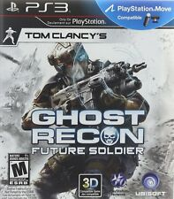 Ghost Recon: Future Soldier (PlayStation 3, PS3) - FREE SHIPPING ™