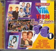 V/A -  Het Beste Uit Tien Om Te Zien Volume 26 - 98/1 CD Album 20TR Dana Winner