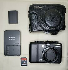 Canon PowerShot G9 12.1MP 6x Zoom 3