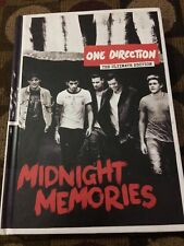 Midnight Memories by One Direction Book Only