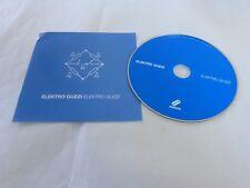 ELECTRO GUZZI - EMEKTRO GUZZI  !!!! CD PROMO !!!!!!!!!!!!