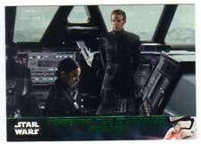 2016 Topps Star Wars Force Awakens Ser 2 Green 77 Powering the Starkiller Weapon