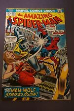 The Amazing Spider-Man #125 Origin Of  MAN-WOLF!  Gerry Conway, Ross Andru NM