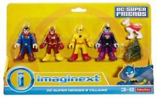 Fisher-Price Villain Action Figures