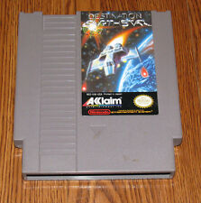 Destination Earthstar (Nintendo Entertainment System, Nes) Cleaned, Tested!