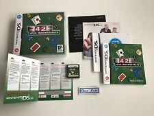 42 Jeux Indémodables - Nintendo DS - FR - Avec Notice