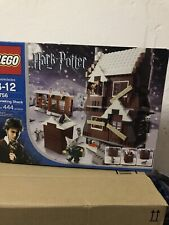lego  collezionisti harry potter 4756 Stamberga Strillante