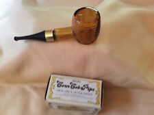 Vintage Avon Corn Cob Pipe Spicy Aftershave 3 oz full with Box