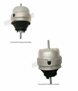 For Volkswagen Passat 2004-2005 2.0L Set of Left & Right Engine Mounts