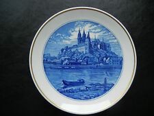 Meissen Wall Plate Albrechtsburg (My pos.1)