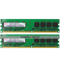 For Hynix 8GB 2x4GB PC2-6400 DDR2 800 240 pin For AMD Chipset AM2 Socket MB RAM